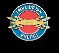 Trolhättan energi - logotyp